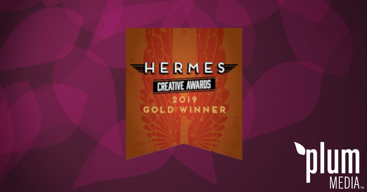Hermes Social Media Award LinkedIn Image