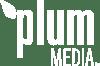 Plum Media logo_white_vert