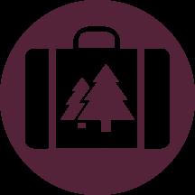Travel & Outdoors icon