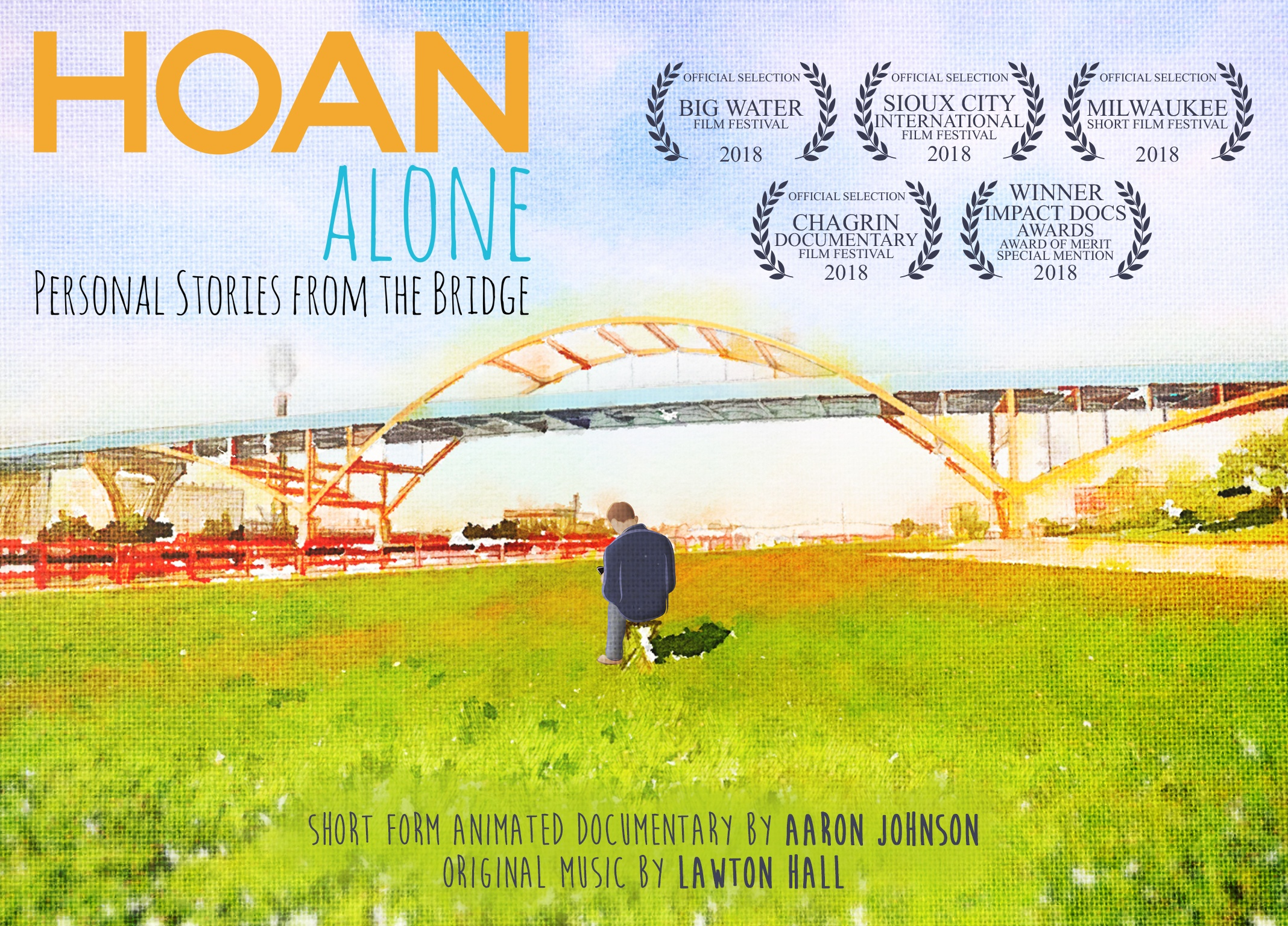Hoan Alone art
