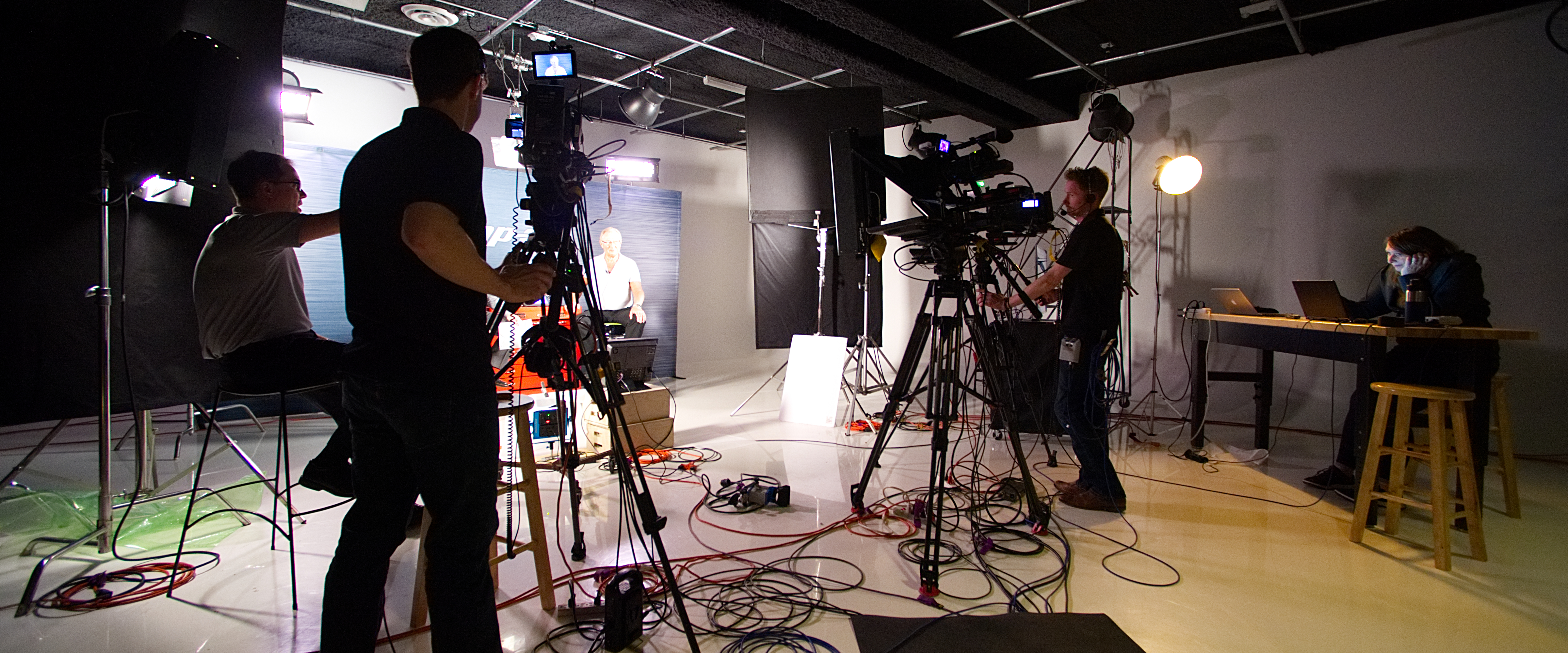 Live Streaming Studio Set Up